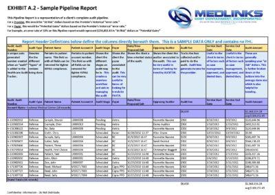 Pipeline Report
