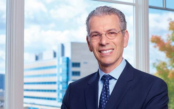 Google hires Geisinger Health CEO Dr. David Feinberg